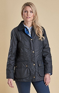 Ladies Barbour Catherine Wax Jacket