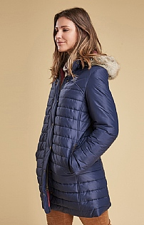 Ladies Barbour Rossendale Quilt Jacket