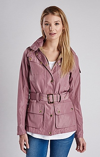 Barbour International Broton Belted Casual Jacket