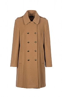 Ladies Military Coat