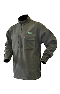 Mens Fleece Smock