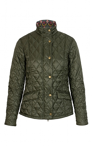 Barbour Victoria Quilt Jacket