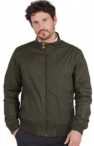 Barbour Lightweight Royston Wax Jacket