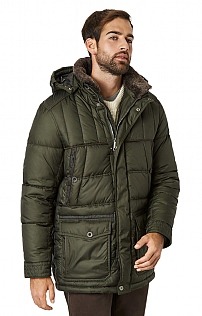 Men's Redpoint Quilted Parka