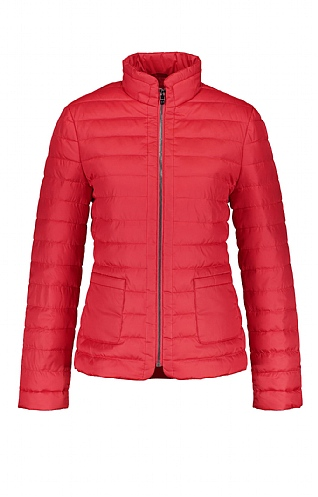 Gerry Weber Ruffle Trim Quilt Jacket