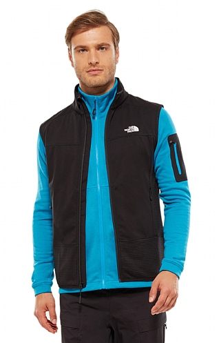 The North Face Hybrid Softshell Vest