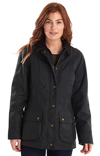 Barbour Eleanor Wax