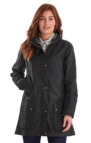 Barbour Love Wax Jacket