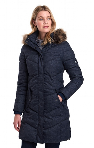 Barbour Sternway Quilt Coat