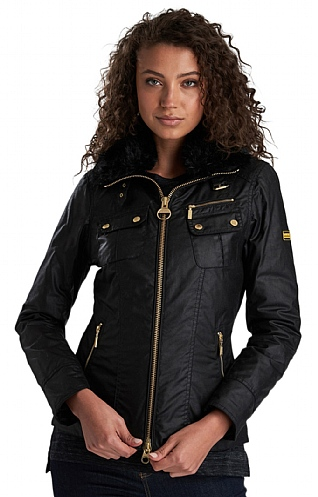 Barbour International Ballig Wax Jacket