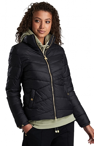 Barbour International Dual Quilt Jacket