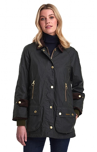 Barbour Icons Beaufort Wax Jacket