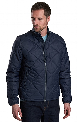 Barbour International Kingman Quilt Jacket
