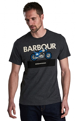 Barbour International Rider Tee