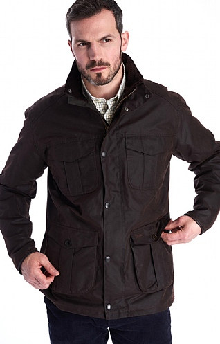 Barbour Latrigg Wax Jacket
