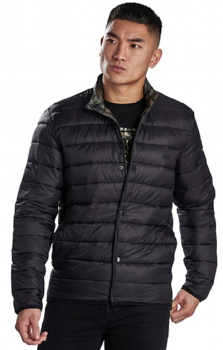 Barbour International Mark Quilted Jacket