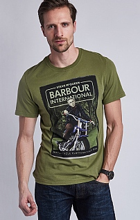 Barbour Woodland Ride T-Shirt