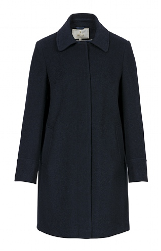 Ladies 3/4 Wool Coat