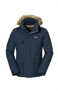 Mens Jack Wolfskin Nova Scotia Jacket
