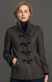 Toggle Duffle Coat