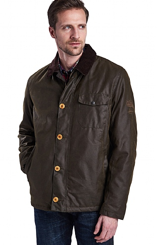 Barbour International Deck Wax Jacket