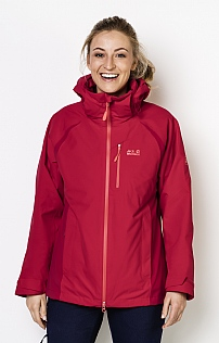 Ladies Cascade Pass 3 in 1 Jacket