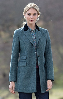 Ladies Modern Cheltenham Jacket