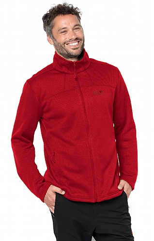Men's Jack Wolfskin Castle Rock Fleece