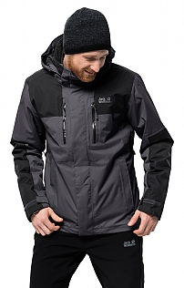 Mens Jasper 3 In 1 Jacket
