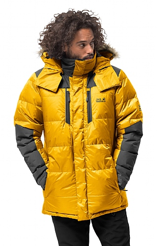 Mens Cook Parka