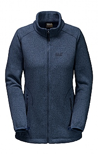 Ladies Caribou Altis Fleece Jacket
