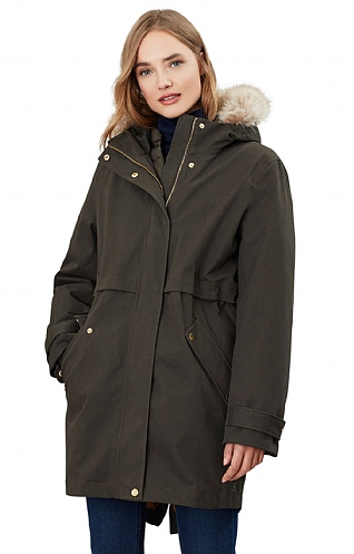 Joules Marton 3-in-1 Parka