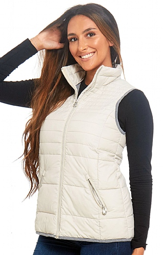 Ladies Cynthia Gilet