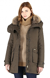 Ladies Scarlett Eskimo Coat