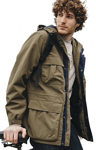 Aigle Birlu Waterproof Safari Jacket