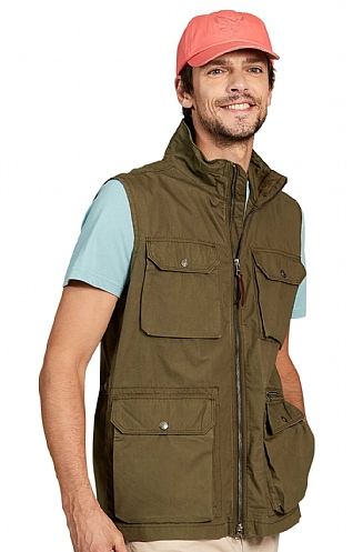 Aigle Mujil Cotton Vest