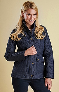 Ladies Barbour Tors Quilt Jacket