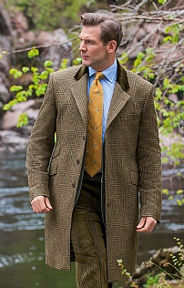 Men's Tweed Coats | Coats | Menswear | Menswear | House Of Bruar