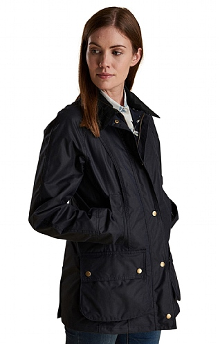 Barbour Monteviot Wax Jacket