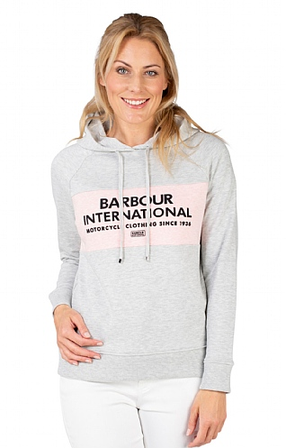 Barbour International Croft Hoodie