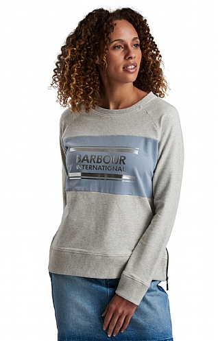 Barbour International Sprinter Sweatshirt