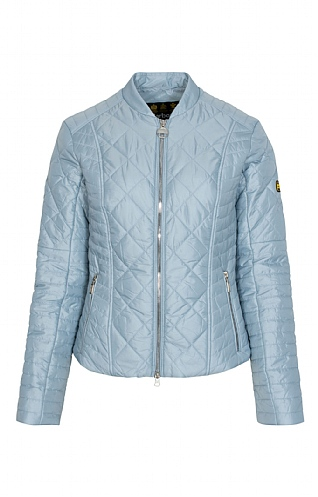 Barbour International Sprinter Quilt Jacket