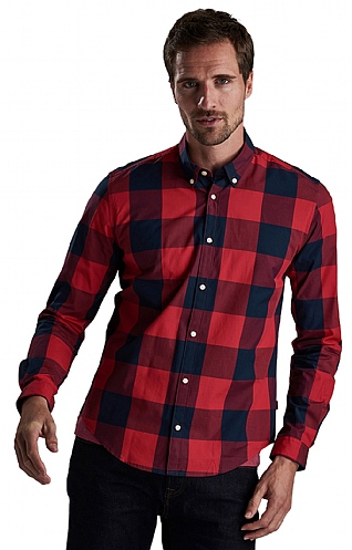 Barbour International Gingham Shirt