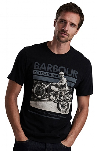 Barbour International Archive Tee