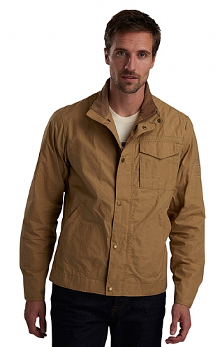Barbour International Steve McQueen Major Jacket