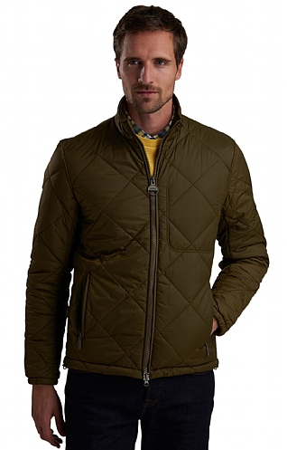 Barbour International Steve McQueen Acadia Jacket