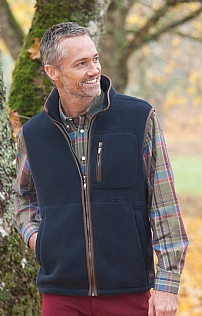 Cole Fleece Gilet