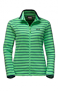 Jack Wolfskin Kiruna Stripe Fleece