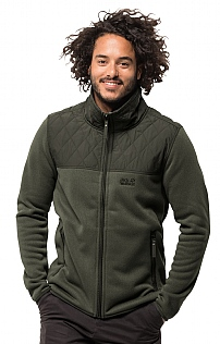 Jack Wolfskin Mackenzie River Fleece Jacket