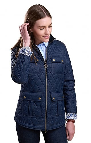 Barbour Rachel Quilted Jacket